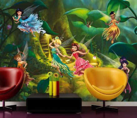 Disney Premium wall mural Fairies
